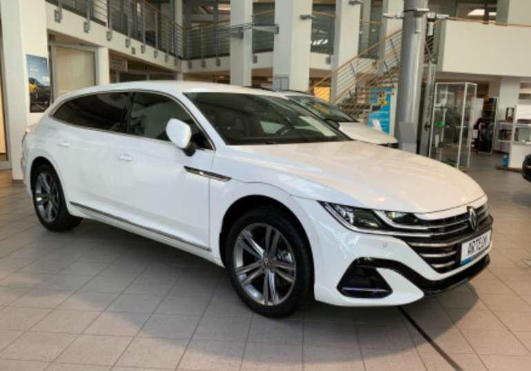 Gewerbeleasing: VW Arteon Shooting Brake R-Line mit 190 PS für 199€ netto mtl. (LF: 0.44)