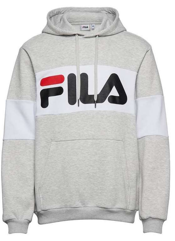 "Fila ""Night Blocked Hoodie"" Herren Sweatshirt für 36,37€ inkl. VSK (statt 55€)"