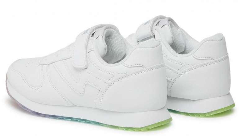 Sprandi Mädchen Sneaker in Weiß für 10,45€inkl. Versand (statt 25€)