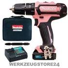 Makita HP331DSAP1 Akku-Schlagbohrschrauber (Akku + Ladegerät + Tasche) zu 65,75€