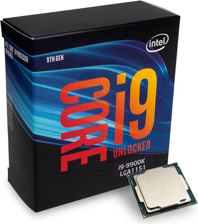Bestpreis: Intel Core i9-9900K Prozessor 8 Kerne bis 5,0GHz für 316€ (statt 326€) - Newsletter!