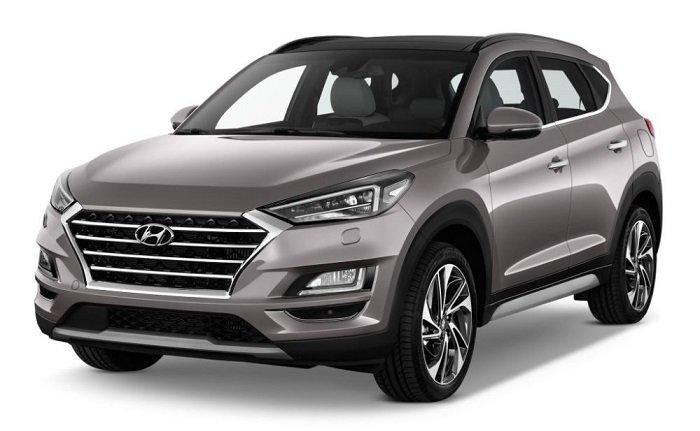 Hyundai Tucson 1.6 GDI Pure Leasing 2