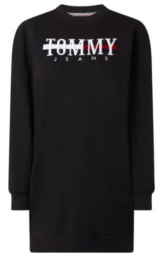 Tommy Jeans Sweatkleid mit Logo-Print für 95,99€ inkl. Versand (statt 120€)