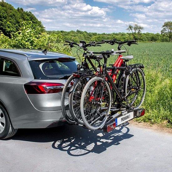 Eufab Premium III Fahrrad-Heckträger (3x) für 359,17€ inkl. VSK (statt 396€)
