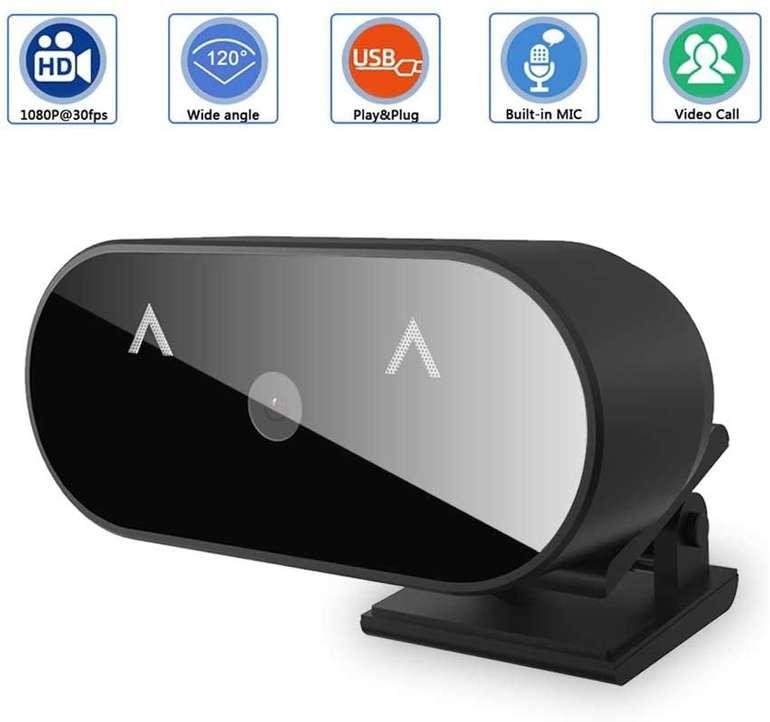Supchon 1080P Webcam mit Mikrofon für 20,99€ inkl. Versand (statt 30€)