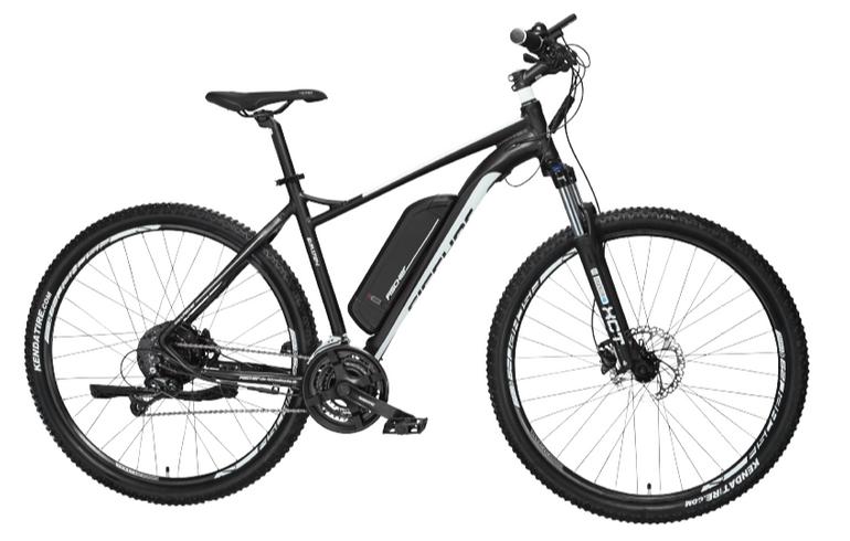 Fischer EM 1724-S1 Mountainbike (29 Zoll, 51 cm, 422 Wh) für 999€ + Reiniger