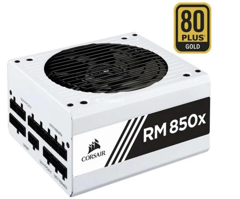 Corsair RM850X White (2018) PC-Netzteil mit 850 Watt für 116,89€inkl. Versand (statt 142€)