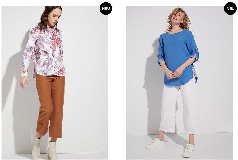 Eterna 20% auf Blusen & Blusenkleider 2