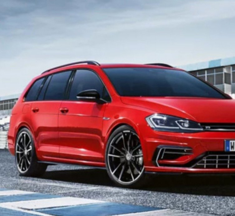 Gewerbe Leasing: VW Golf R Variant 4Motion 2.0 TSI mit 300 PS ab 129€ mtl. (netto) + 999€ Anzahlung - LF: 0,41