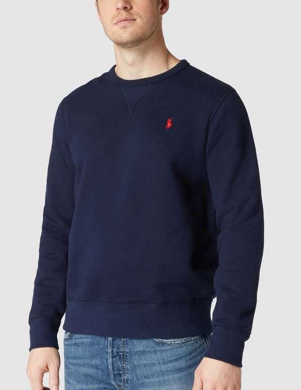 Polo Ralph Lauren Sweatshirt mit Label-Stitching in verschiedenen Farben für 84,99€ inkl. Versand (statt 100€)