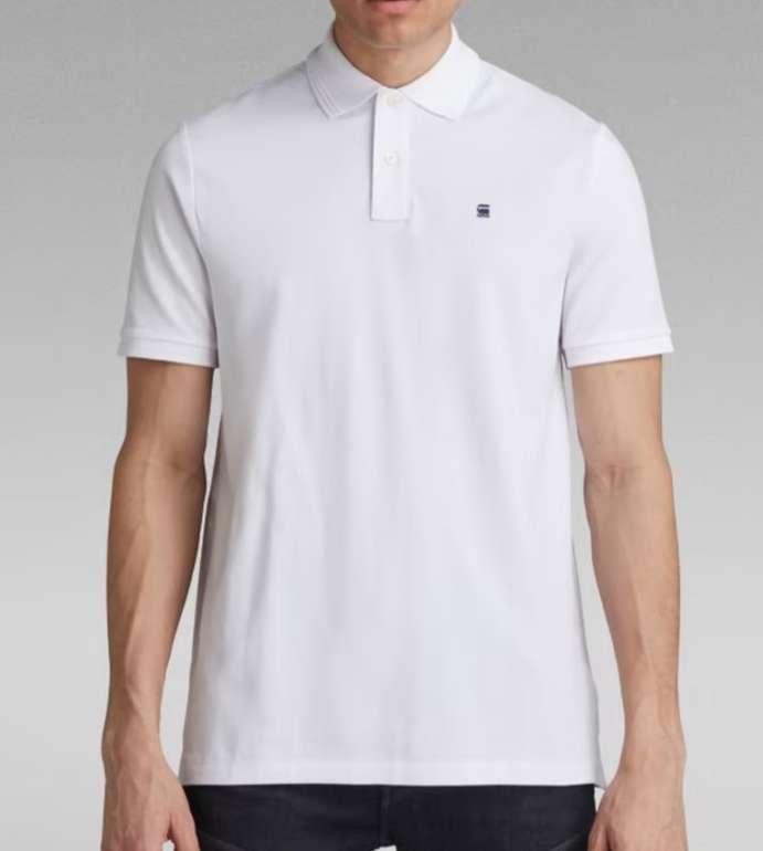 G-Star: -20% Rabatt auf Vollpreisartikel - z.B. G-Star Dunda Herren Poloshirt für 44,91€ (statt 55€)
