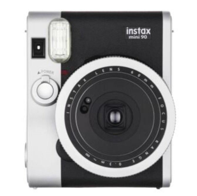Instax Mini 90 Neo Classic Fujifilm Sofortbildkamera für 95,04€ inkl. Versand (statt 105€)