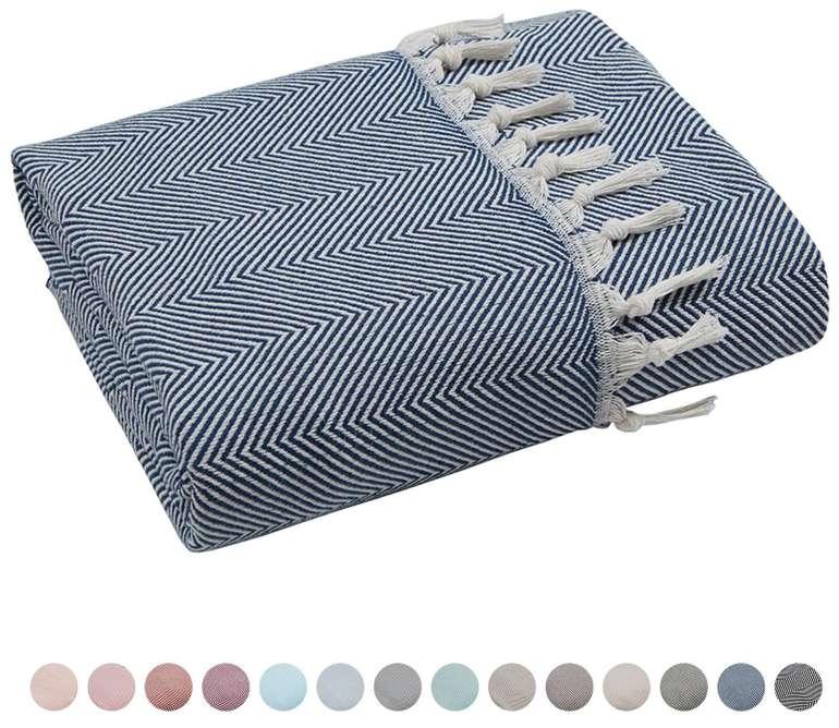 Mixibaby Tagesdecke (150 x 200 cm) in vielen Farben für je 9,99€ inkl. Versand (statt 18€)