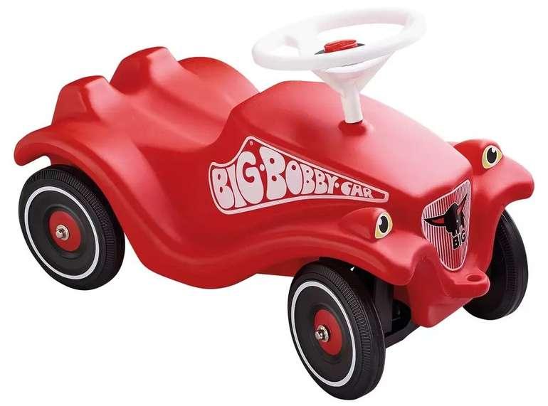 Big Bobby Car Classic Racer mit Flüsterreifen für 27,77€ inkl. Versand (statt 33€) – B-Ware!