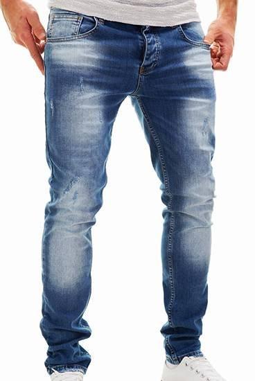 Merish J1154 – Herren Jeans Destroyed für 19,90€ inkl. Versand