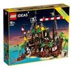 Galeria.de: 15% Rabatt auf Lego - z.B. Lego Ideas Piraten der Barracuda-Bucht für 169,99€ (statt 195€)