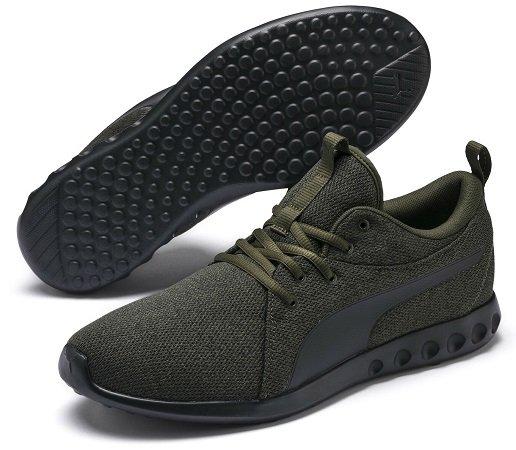 Puma Carson 2 MultiKnit Herren Sneaker für 29,95€ (statt: 40€)
