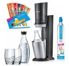 Sodastream Wassersprudler Crystal 2.0 Promopack für 99€ inkl. Versand