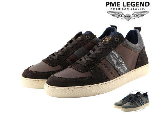 PME Legend Low HS Herren Sneaker aus Wildleder/Leder für 55,90€ inkl. VSK