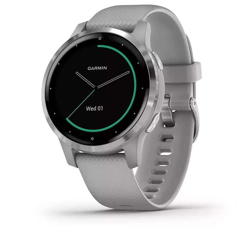 Garmin Vivoactive 4s Smartwatch und Fitnesstracker mit GPS für 227,91€ (statt 265€)