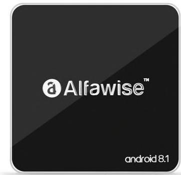 Alfawise A8 4K TV Box (2GB RAM, 16GB ROM & Android 8.1) für 20,59€ inkl. Versand