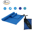 2er Pack Lebexy Microfaser Strandtücher für 7,99€ inkl. Prime (statt 13€)