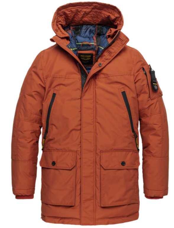 PME Legend Ice Pilot 3.0 Herren Jacke in Orange oder Schwarz für 224,99€ inkl. Versand (statt 280€)