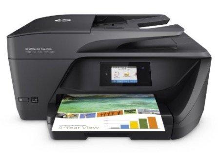 HP OfficeJet Pro 6960 Multifunktionsdrucker mit WLAN für 89€ (statt 102€)