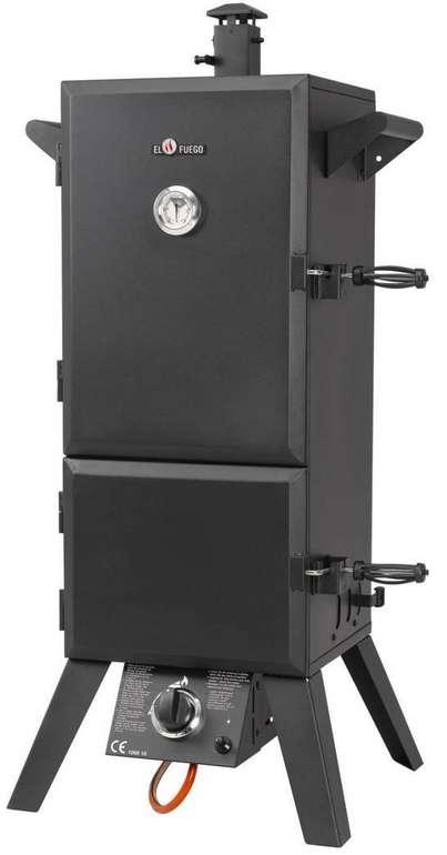 El Fuego Portland XL (AY 3172) Gas-Räuchergrill für 161,84€ inkl. Versand (statt 219€)