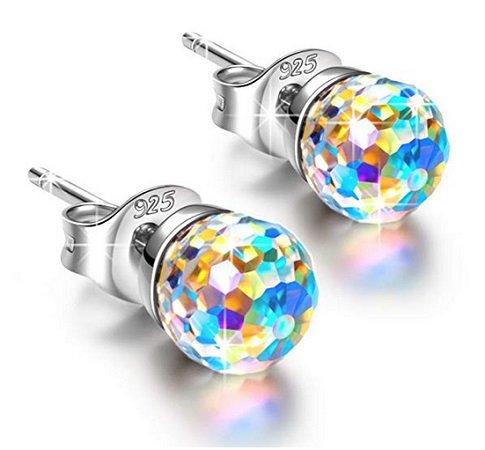 Alex Perry Fantastische Welt 925 Sterling Silber Ohrringe für 9,99€ mit Prime