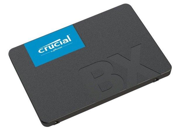 Crucial BX500 interne SSD mit 240GB Speicher für 19,98€ inkl. Prime Versand (statt 24€)