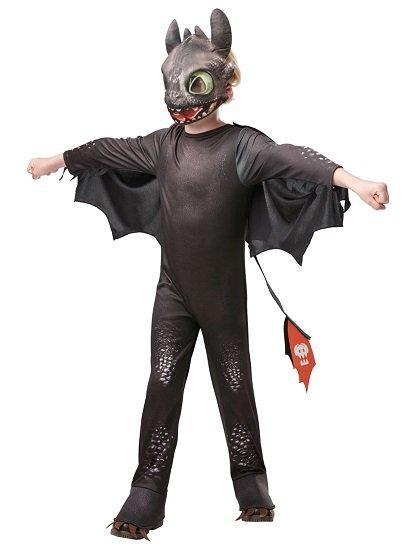 Rubie's Nightfury Ohnezahn Kinder-Kostüm für 15,76€ (statt 31€)