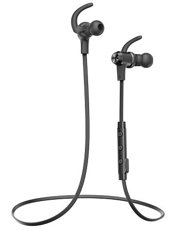 TaoTronics Bluetooth 4.1 In-Ears mit ergonomischen Ohrstöpseln & IPX6 zu18,99€