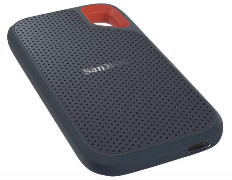 SanDisk Extreme Portable, externe SSD mit 500GB für 79€ (statt 91€)