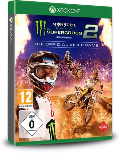 Saturn Entertainment Weekend Deals, z.B. Monster Energy Supercross: The Official Videogame 2 für 19€