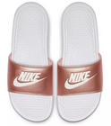 Nike Benassi JDI Badelatschen (versch. Farben, Damen & Herren) ab 17,51€