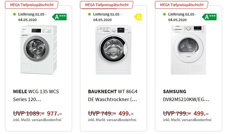 Media Markt Mega Tiefpreisspätschicht 2