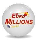 303 EuroMillions-Felder bei 150 Anteilen (80 Mio € Jackpot) + 20 Lose 7,49€