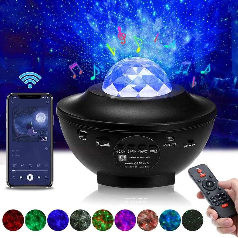 Elfeland Sternenhimmel Projektor mit Fernbedienung für 19,73€ inkl. Versand (statt 24€)