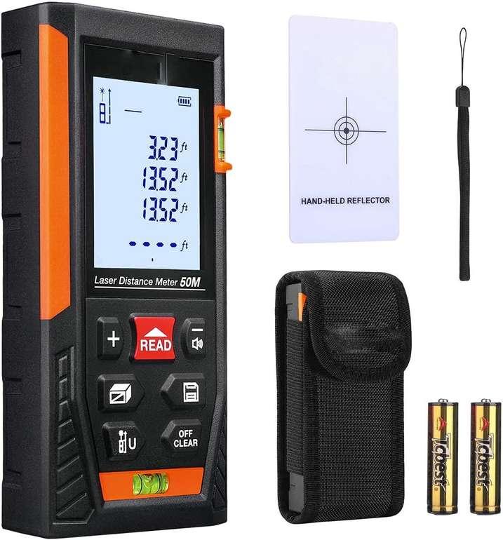 Niyeye Laser Entfernungsmesser für 16,99€ inkl. Prime Versand (statt 31€)