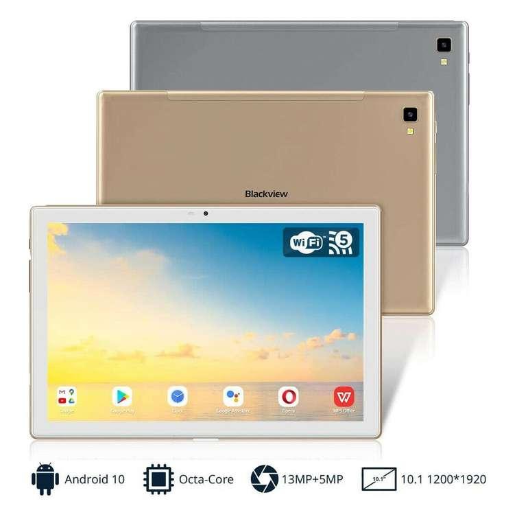 "Blackview Tab 8E - 10,1"" Tablet (WiFi, 3GB RAM, 32GB Speicher) für 79,99€ (statt 90€)"
