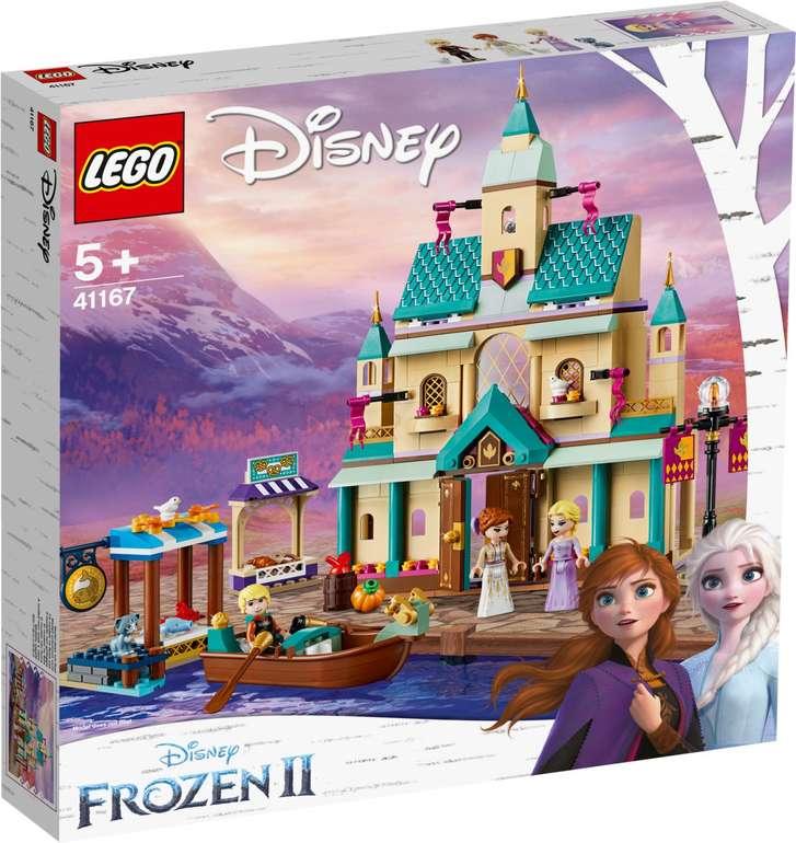 Lego Disney Frozen II - Schloss Arendelle (41167) für 49,89€ inkl. Versand (statt 61€)