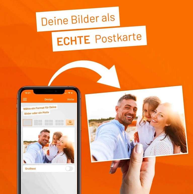 Wieder da! Postando-App: Kostenlos Postkarte mit eigenem Foto versenden (auch für Bestandskunden)