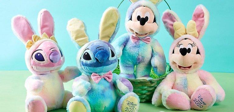 Disney Plüschfiguren