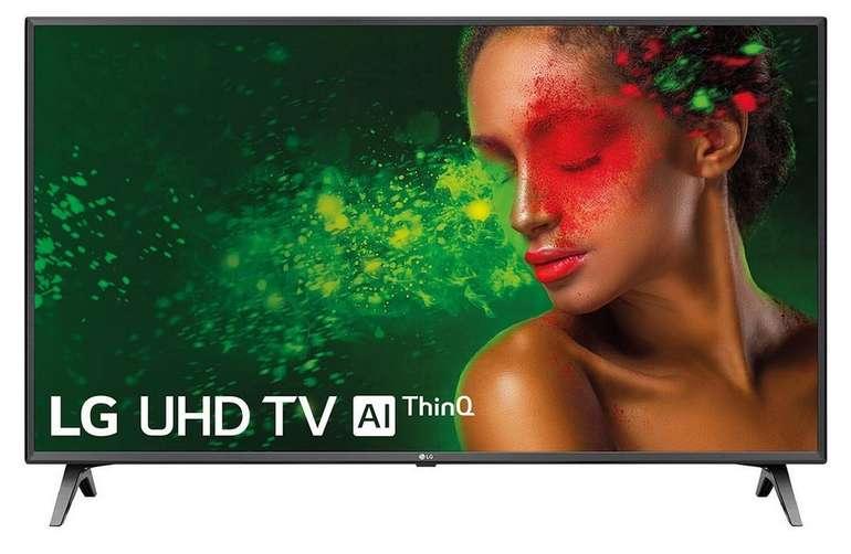 "LG 43UM7500PLA TV (43"", 4K, Triple Tuner) für 302,60€ inkl. Versand (statt 349€)"