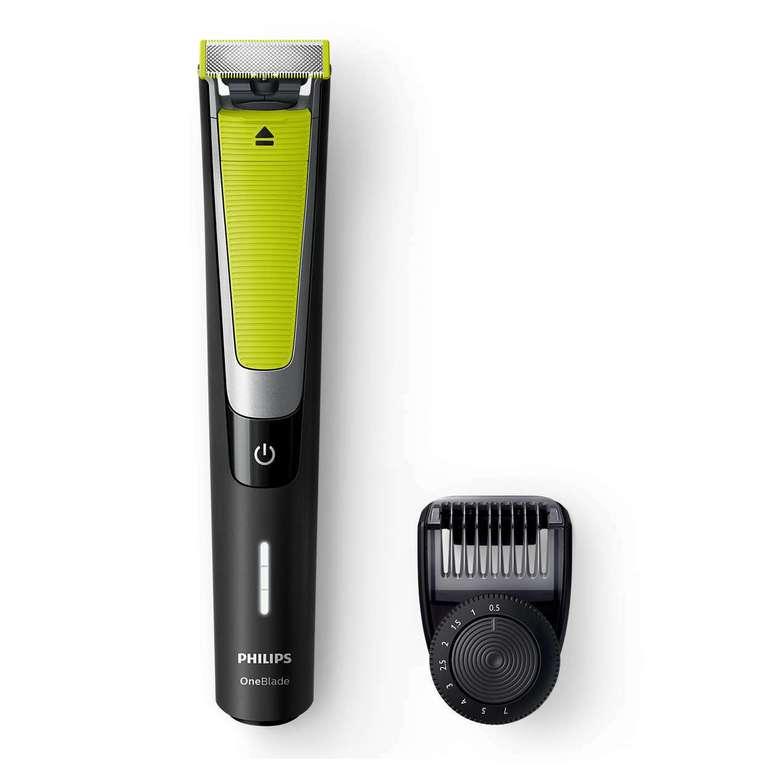 Philips QP6505/20 OneBlade Pro Bartschneider für 34,99€ inkl. Versand (statt 45€)