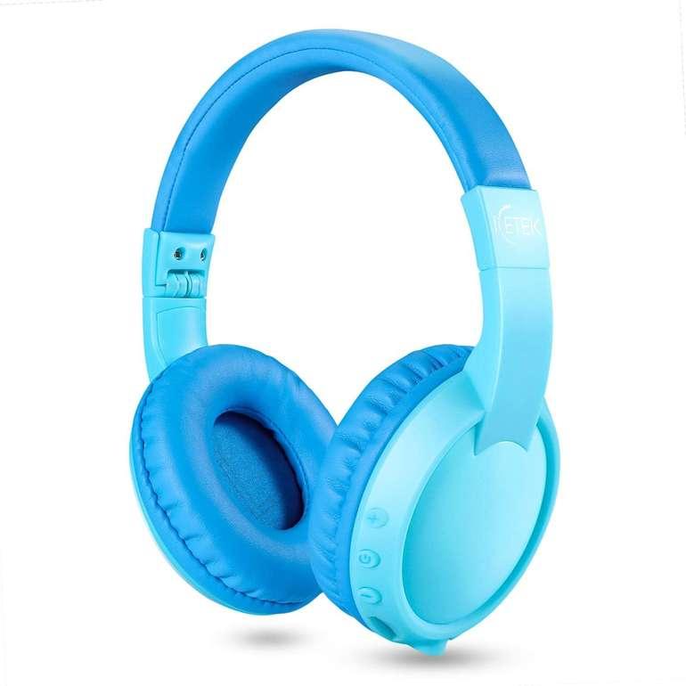 Icetek Bluetooth Kinder Kopfhörer mit Lautstärkebegrenzung ab 12,59€ inkl. Prime Versand
