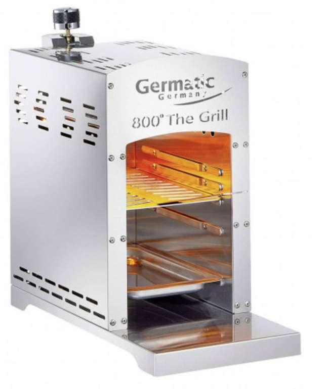 Germatic Hochtemperatur-Gasgrill Beef Maker Bull Burner für 66,49€ inkl. Versand (statt 100€)