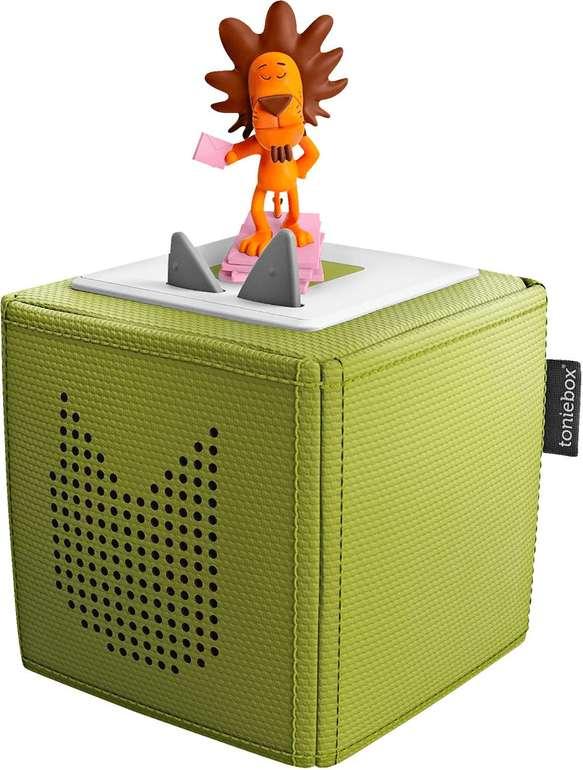 ️Tonies Toniebox WLAN-Lautsprecher mit Tonie für 53,99€ inkl. Versand (statt 75€)