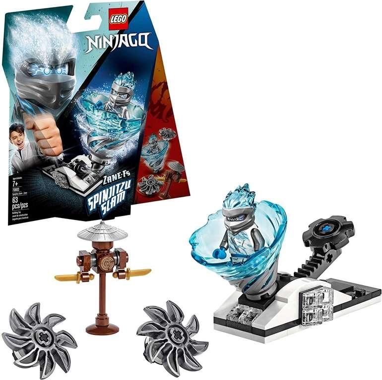Lego 70683 Ninjago Spinjitzu Slam - Zane für 5,99€ (statt 16€)